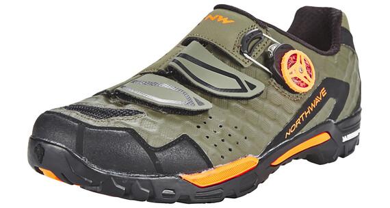 Northwave Outcross Plus schoenen Heren olijf